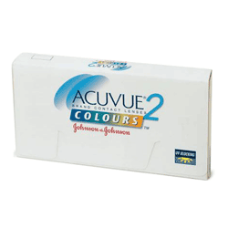 ACUVUE 2 COLOURS - 6 VNT.