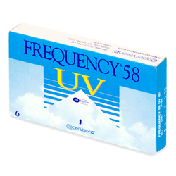 FREQUENCY 58 UV - 1 lęšis