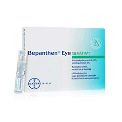 BEPANTHEN EYE (20 X 0.5 ML)