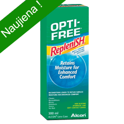OPTI - FREE REPLENISH 90ML - 1 vnt.